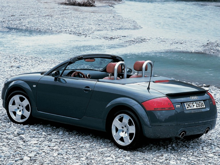 2003 Audi TT 3.2 roadster quattro 483759