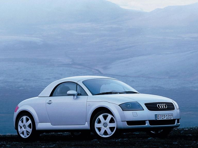 2003 Audi TT 3.2 roadster quattro 483762