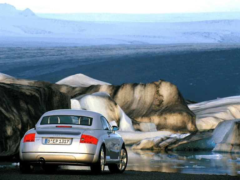 2003 Audi TT 3.2 roadster quattro 483763