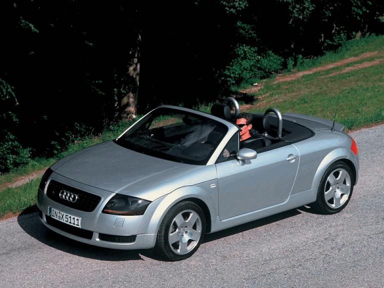 2003 Audi TT 3.2 roadster quattro 483767
