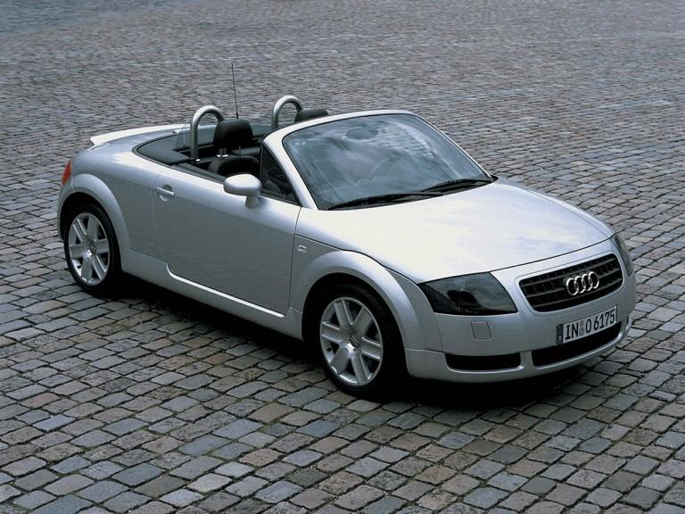 2003 Audi TT 3.2 roadster quattro 483768