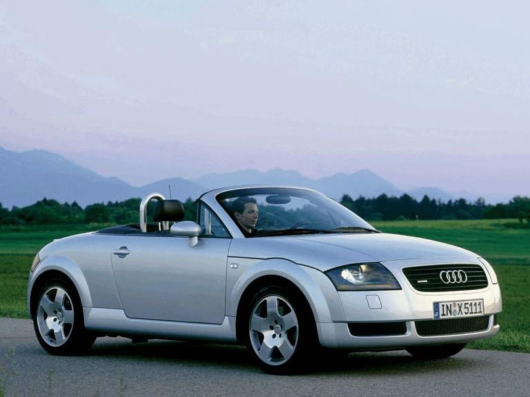2003 Audi TT 3.2 roadster quattro 483769
