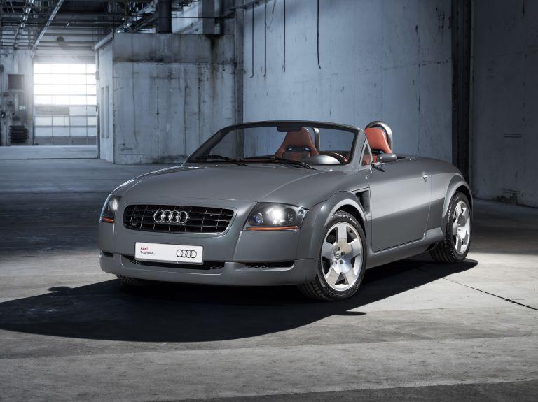 2003 Audi TT 3.2 roadster quattro 522907