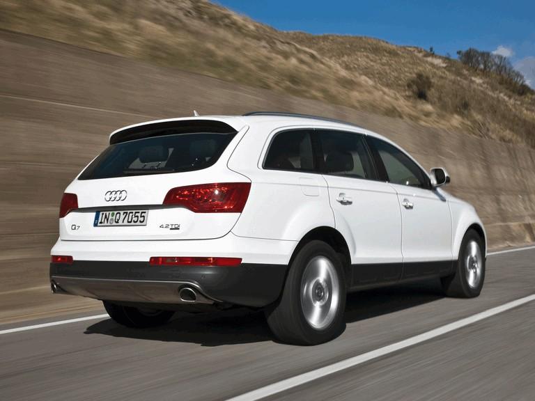 2009 Audi Q7 4.2 TDi Quattro 256235