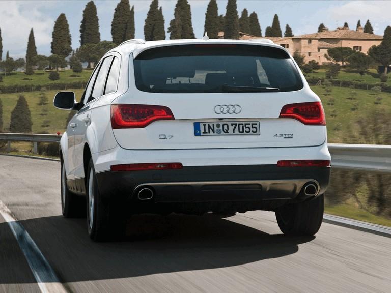 2009 Audi Q7 4.2 TDi Quattro 256237