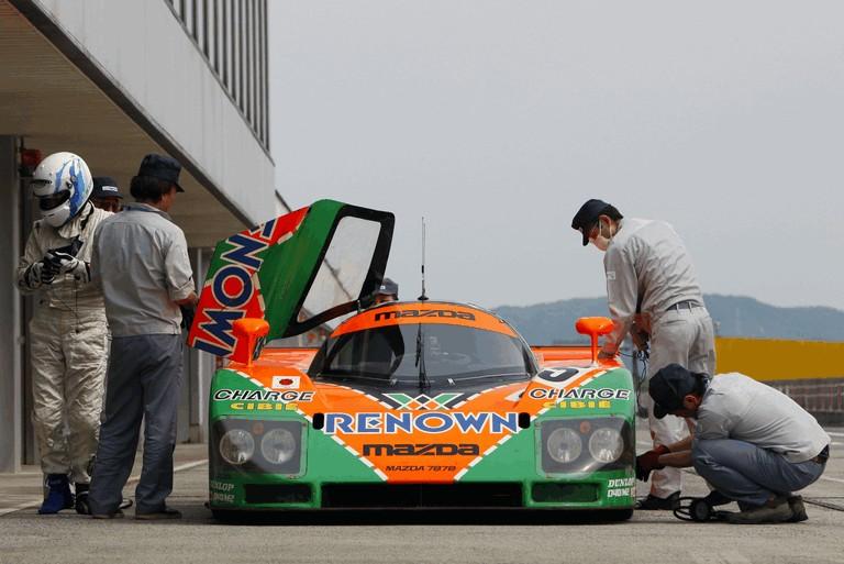 1991 Mazda 787B ( LeMans winner ) 315771