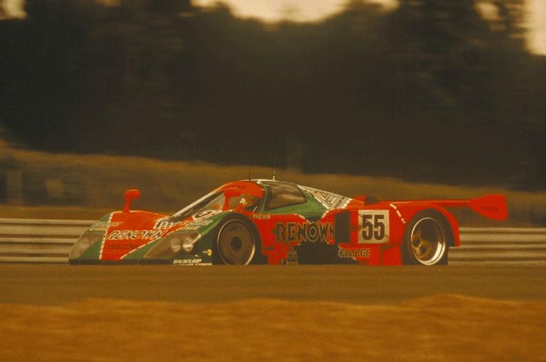 1991 Mazda 787B ( LeMans winner ) 315787
