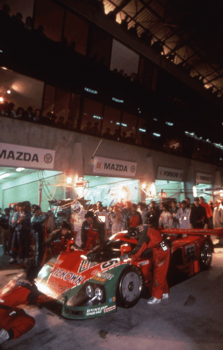 1991 Mazda 787B ( LeMans winner ) 315794