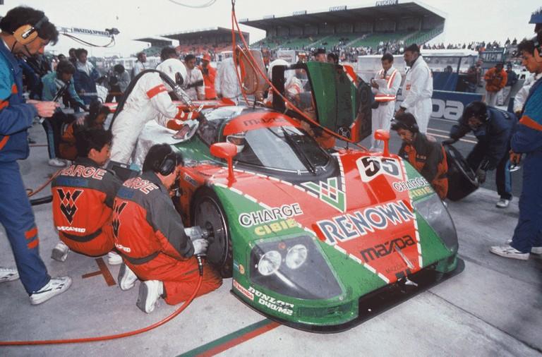 1991 Mazda 787B ( LeMans winner ) 315795