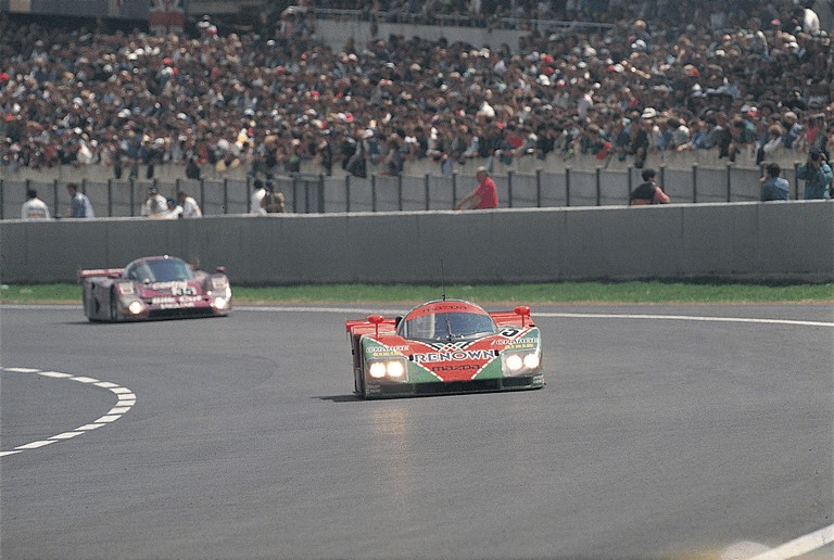 1991 Mazda 787B ( LeMans winner ) 315796