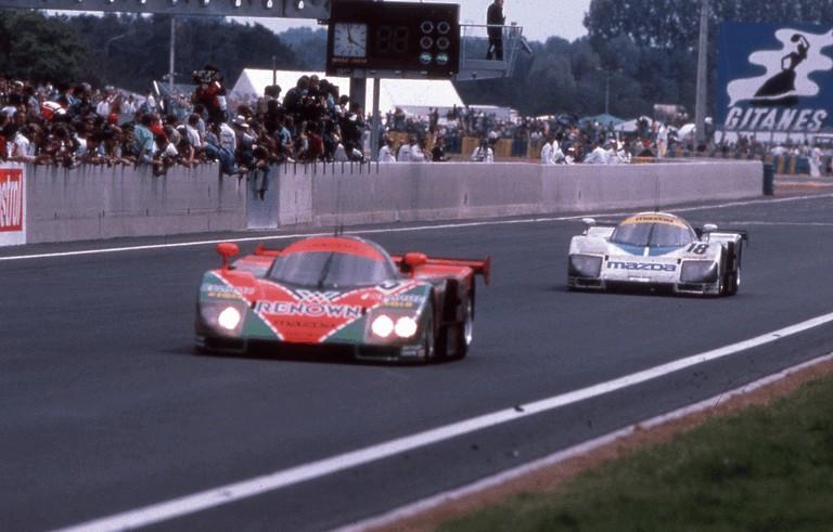 1991 Mazda 787B ( LeMans winner ) 315798
