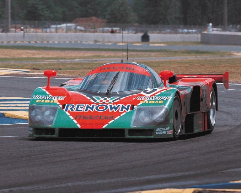 1991 Mazda 787B ( LeMans winner ) 315803