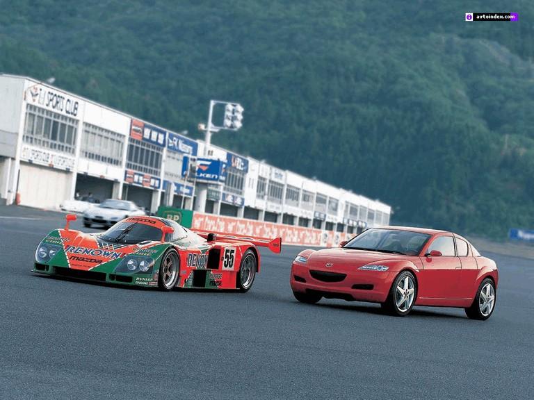 1991 Mazda 787B ( LeMans winner ) 315807