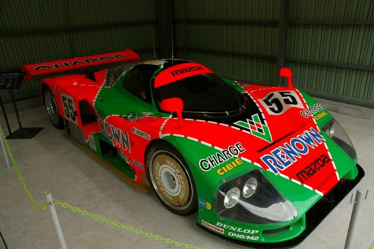 1991 Mazda 787B ( LeMans winner ) 315812