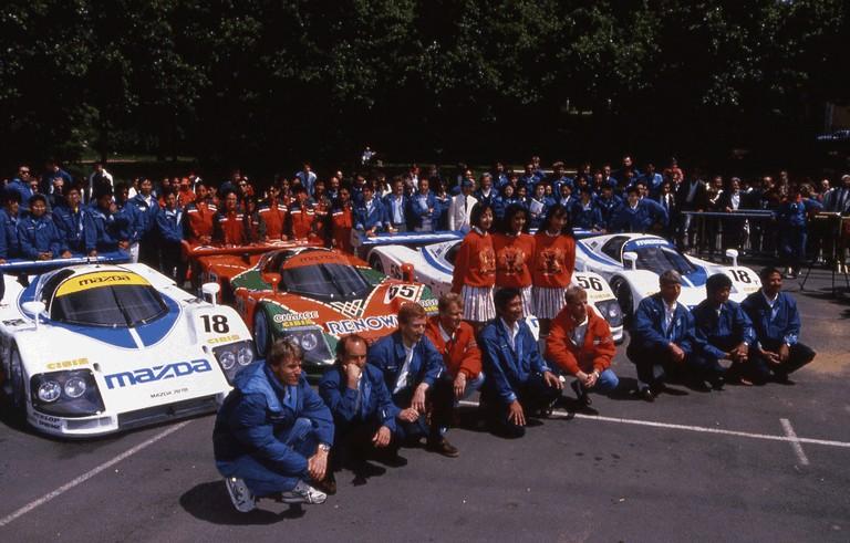 1991 Mazda 787B ( LeMans winner ) 315822