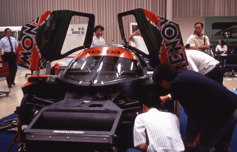 1991 Mazda 787B ( LeMans winner ) 315846