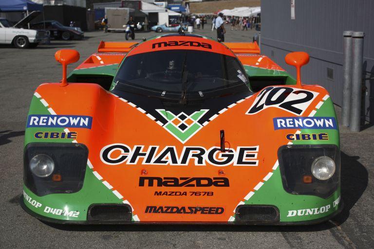 1991 Mazda 787B ( LeMans winner ) 528585
