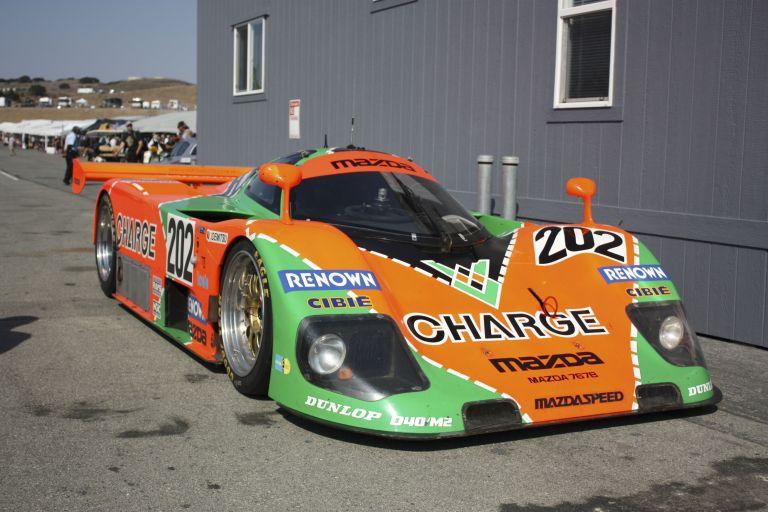 1991 Mazda 787B ( LeMans winner ) 528586