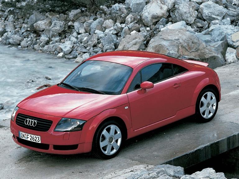 2003 Audi TT coupé quattro 199531