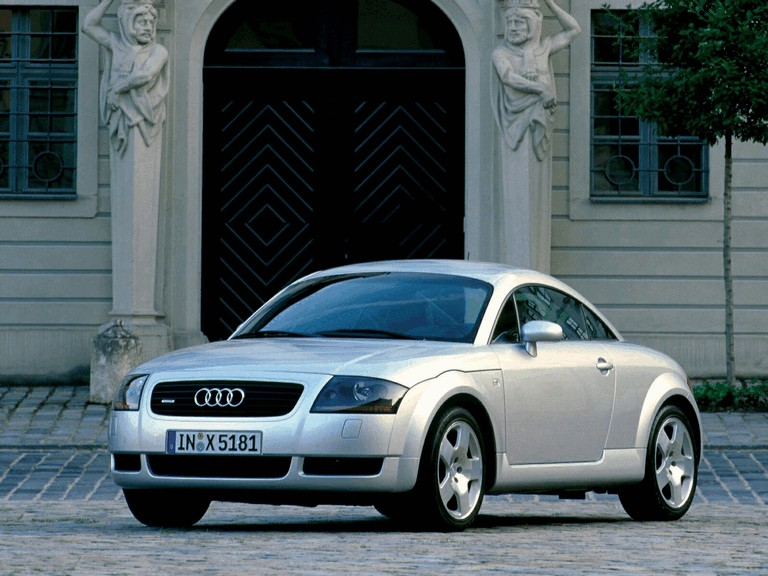 2003 Audi TT coupé quattro 199533