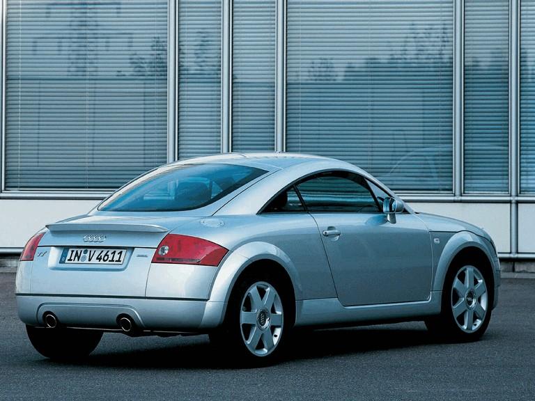 2003 Audi TT coupé quattro 199536