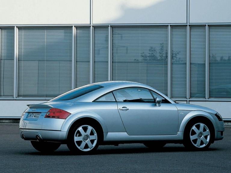 2003 Audi TT coupé quattro 199538
