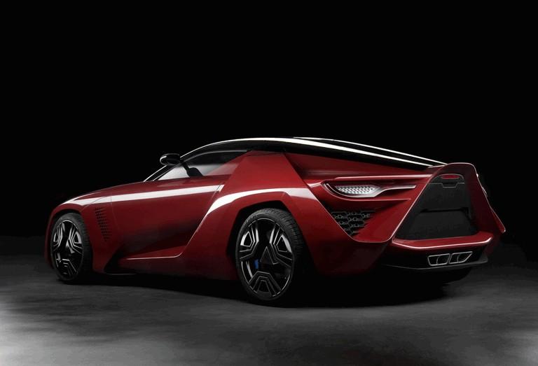2009 Bertone Mantide ( based on Chevrolet Corvette C6 ZR1 ) 256430