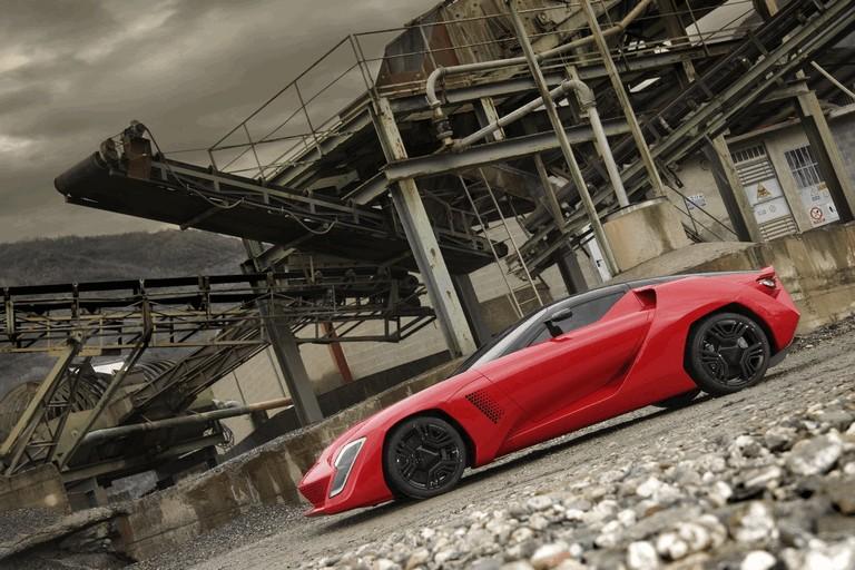2009 Bertone Mantide ( based on Chevrolet Corvette C6 ZR1 ) 256438