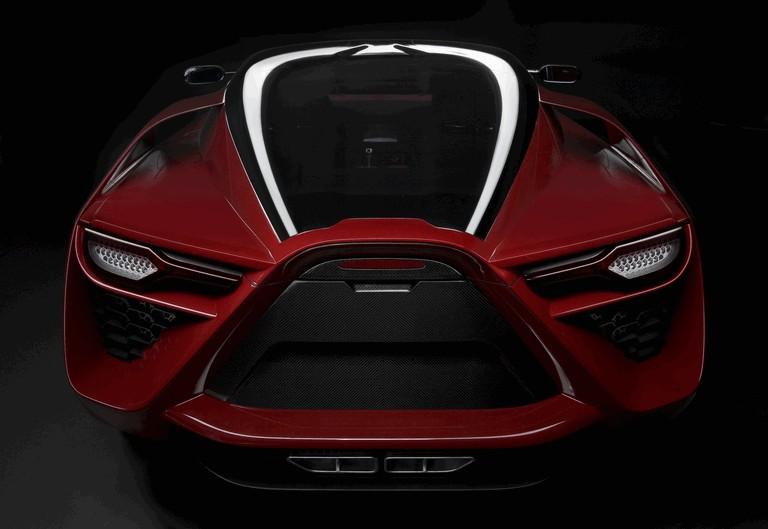 2009 Bertone Mantide ( based on Chevrolet Corvette C6 ZR1 ) 256442