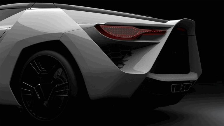 2009 Bertone Mantide ( based on Chevrolet Corvette C6 ZR1 ) 256448