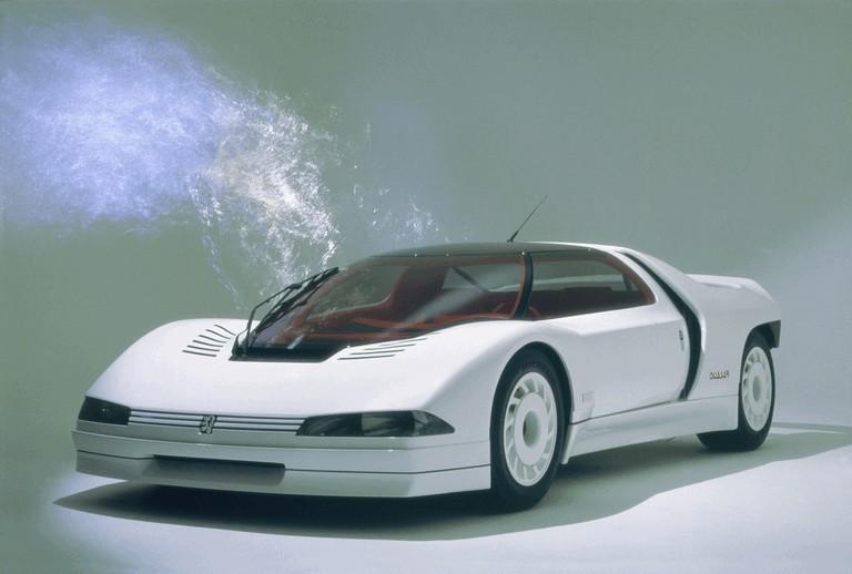 1984 Peugeot Quasar concept 256652