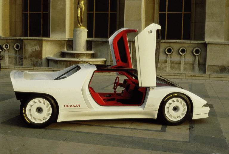 1984 Peugeot Quasar concept 256654