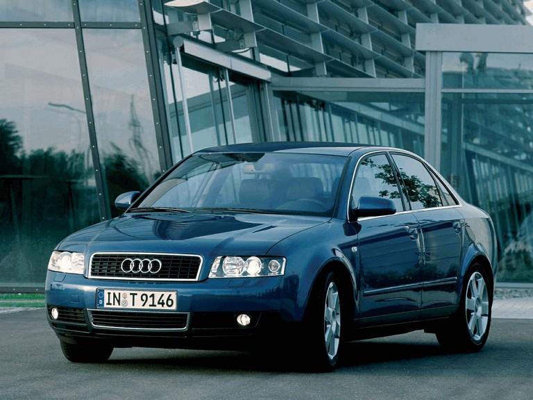 2000 Audi A4 sedan 256705