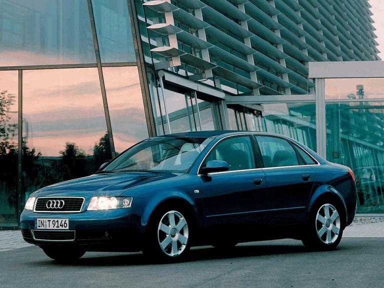 2000 Audi A4 sedan 256706