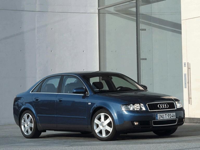 2000 Audi A4 sedan 256708