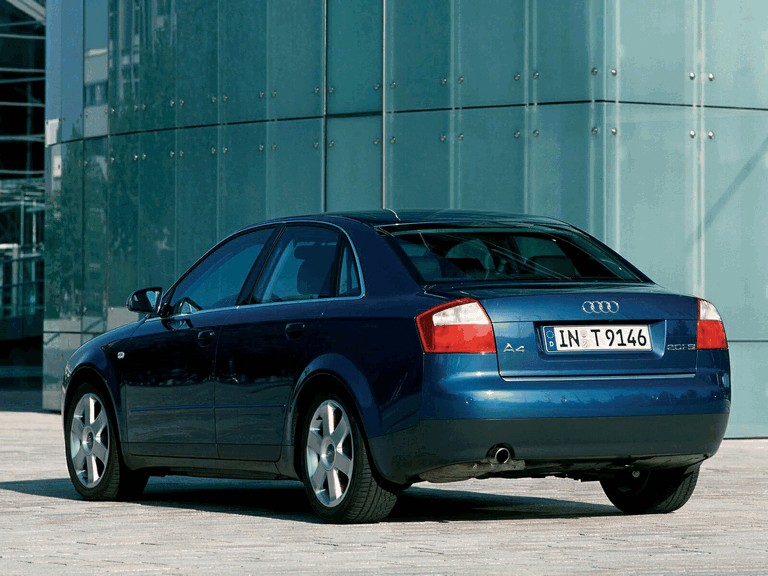 2000 Audi A4 sedan 256710