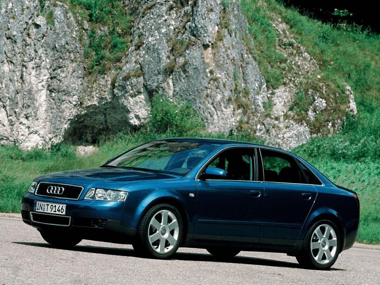 2000 Audi A4 sedan 256711