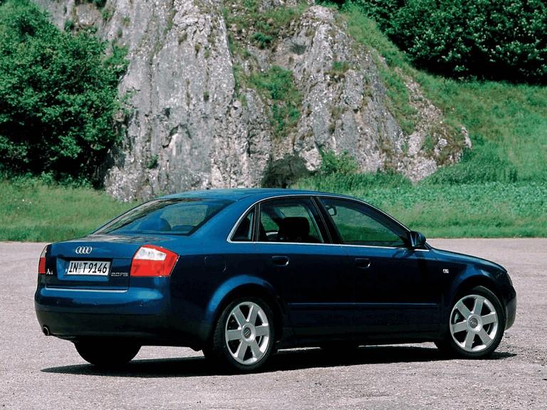 2000 Audi A4 sedan 256713