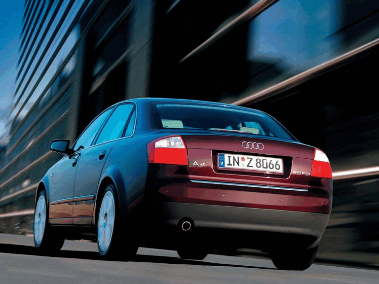2000 Audi A4 sedan 256714