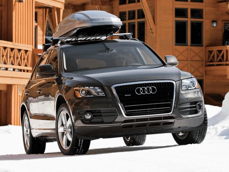 2009 Audi Q5 3.2 Quattro - USA version 257066