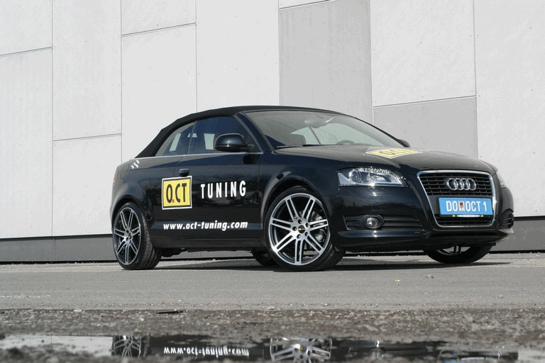 2009 Audi A3 1.8 TFSI cabriolet by O.CT Tuning 257272