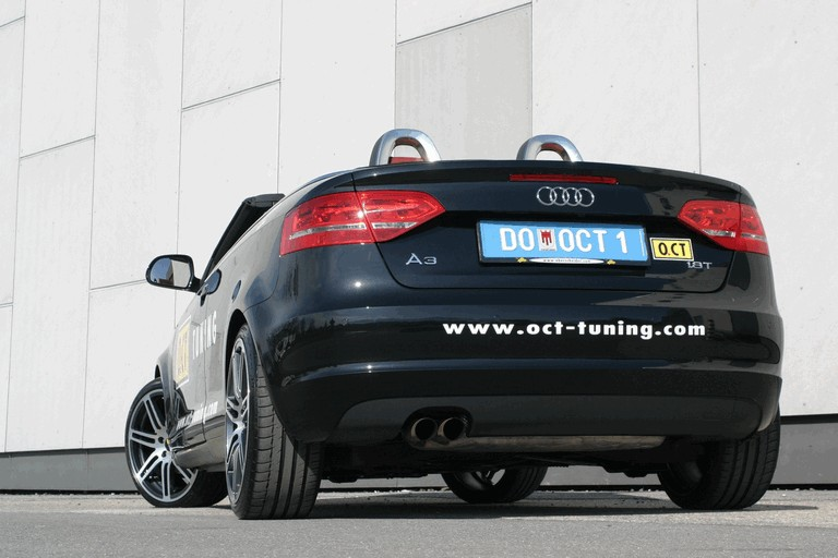 2009 Audi A3 1.8 TFSI cabriolet by O.CT Tuning 257274