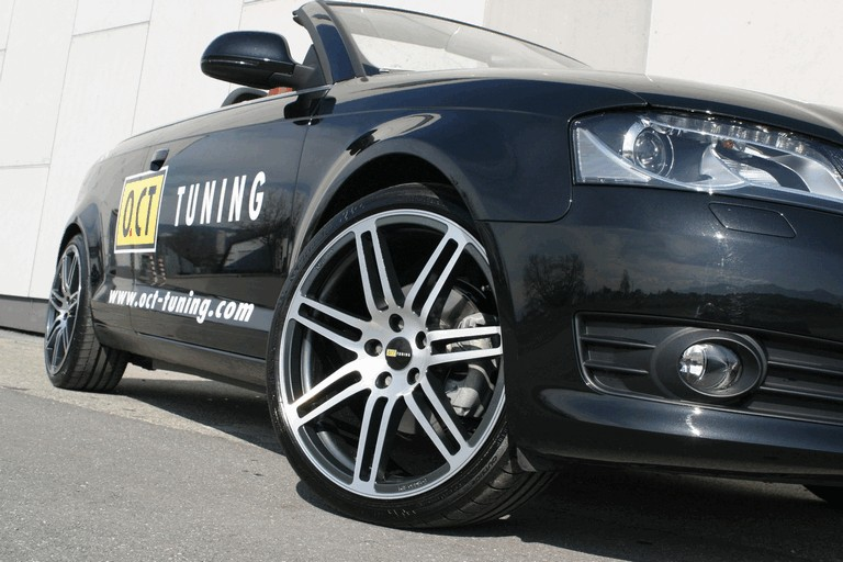 2009 Audi A3 1.8 TFSI cabriolet by O.CT Tuning 257276