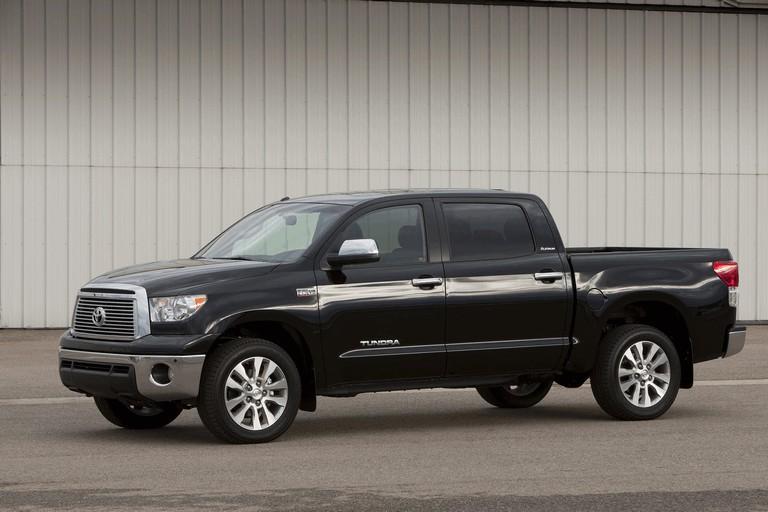 2010 Toyota Tundra CrewMax - Platinum package 257376