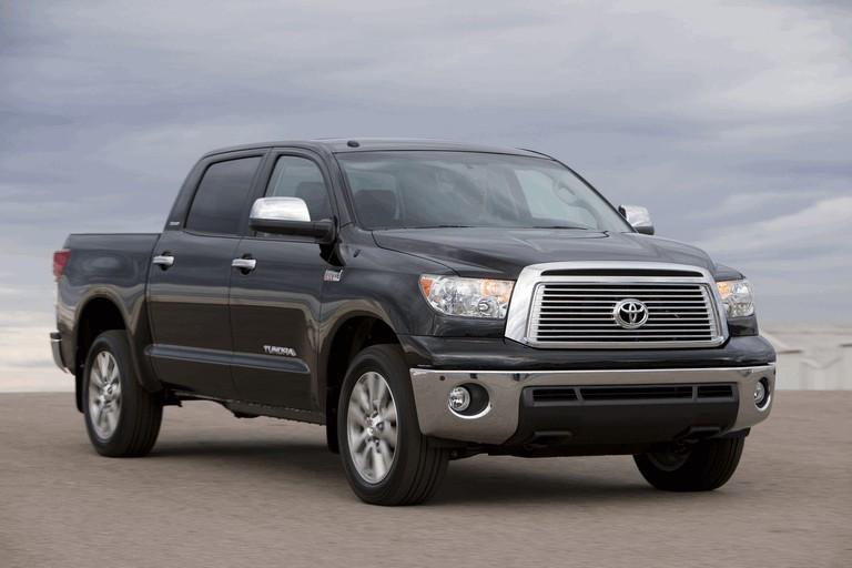 2010 Toyota Tundra CrewMax - Platinum package 257377