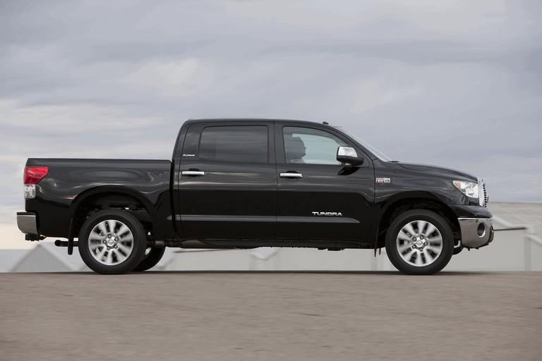 2010 Toyota Tundra CrewMax - Platinum package 257381
