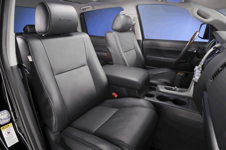 2010 Toyota Tundra CrewMax - Platinum package 257393