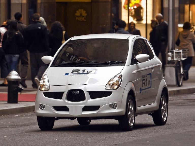 2008 Subaru R1 E prototype 257737