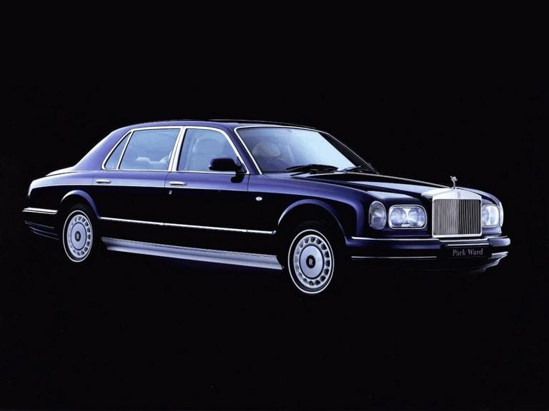 2002 Rolls-Royce Park Ward concept 257815