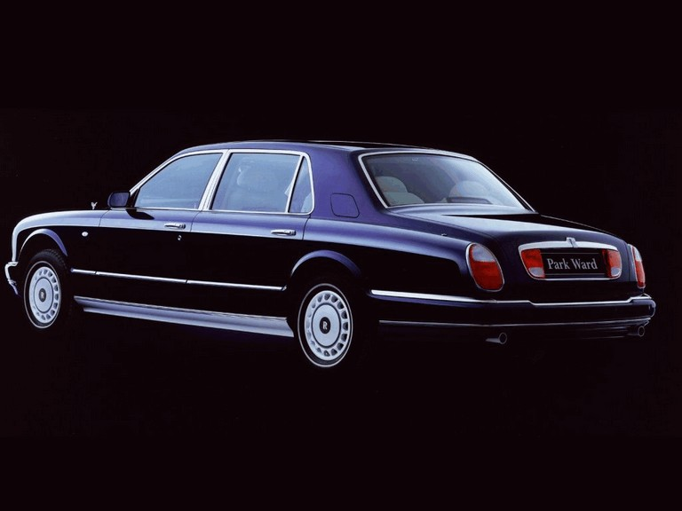 2002 Rolls-Royce Park Ward concept 257816